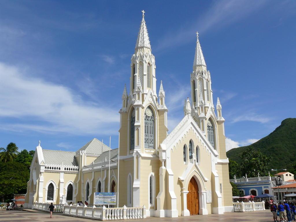 Basílica menor de Nuestra Señora del Valle - Margarita, Venezuela