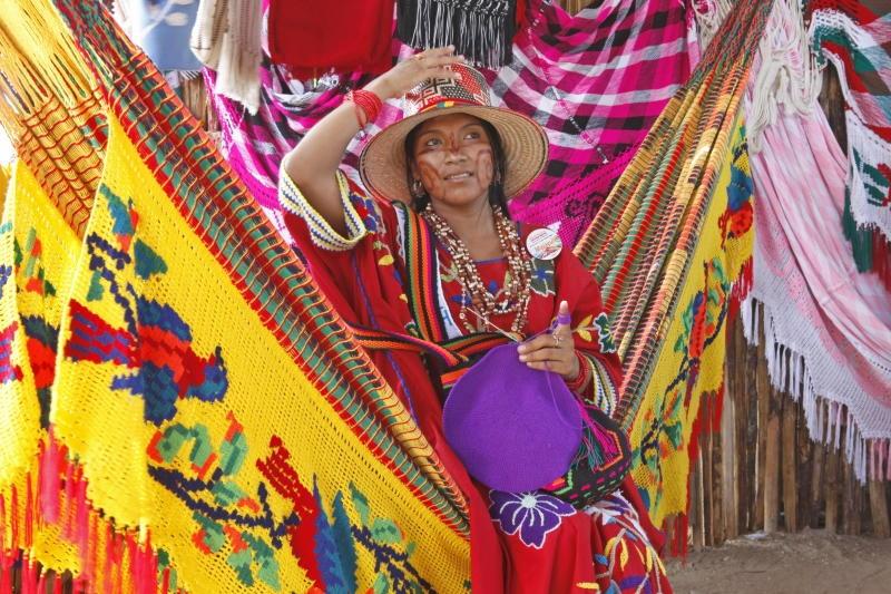Etnia Wayúu - Arte, Artesanía y Cultura Venezolana - Indígenas de Venezuela