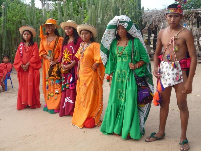 Festival cultural Wayúu - Artinsa - Los Wayúu - Artesanos de Venezuela - Artinsa