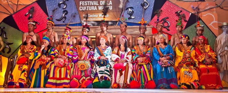 Festival de la cultura Wayúu en Venezuela - Artistas y Artesanos de Venezuela para el Mundo