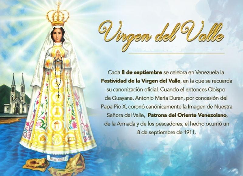 Virgencita del Valle - Cultura y Religión de Venezuela - Artinsa