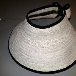 Pantalla artesanal, visera hecha por artesanos de Margarita, Venezuela - Artesanía típica de nuestra cultura